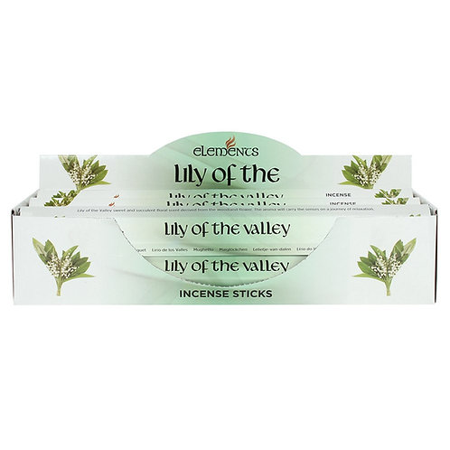 ELEMENTS LILY OF THE VALLEY INCENSE