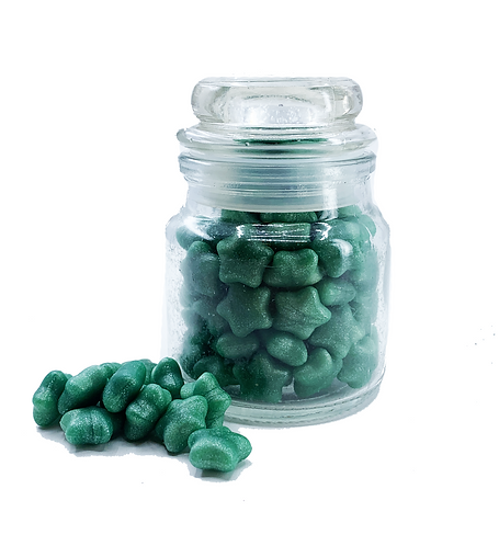 SEGIL WAX STARS - FAIRY GREEN 65g