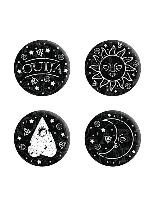 OUIJA BADGE PACK