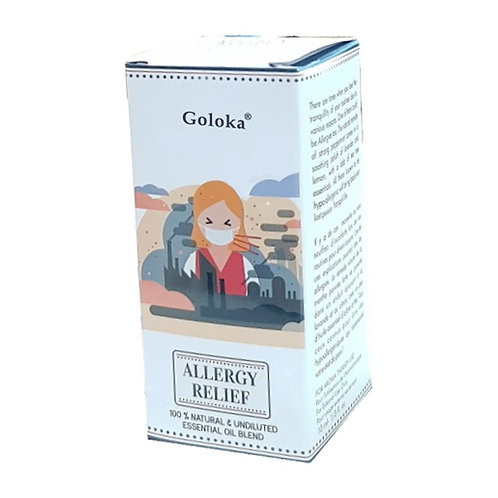 GOLOKA ALLERGY RELIEF FRAGRANCE BLEND
