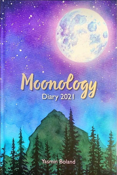 MONOLOGY DIARY 2021