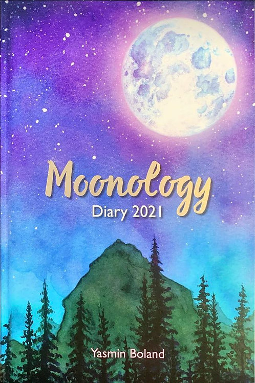 MONOLOGY DIARY 2021