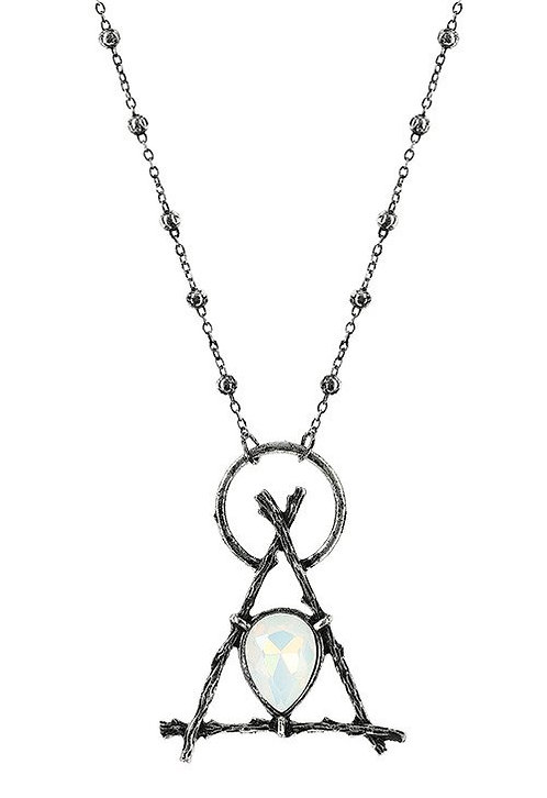 RESTYLE NECKLACE BRANCH OPALITE