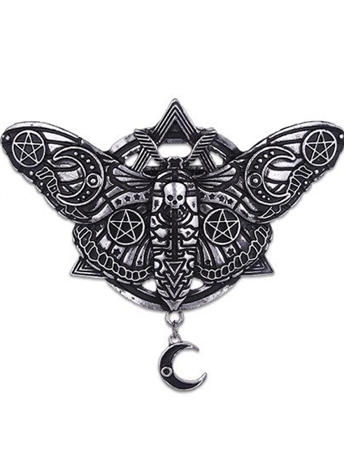RESTYLE OCCULT MOTH HAIRCLIP