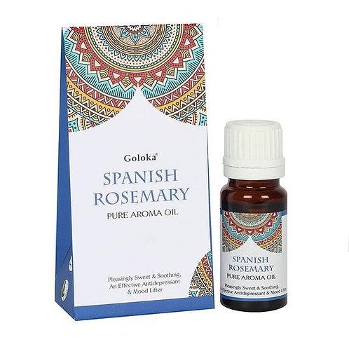 GOLOKA SPANISH ROSEMARY FRAGRANCE OIL 10ML