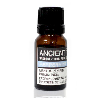 ANCIENT WISDOM ESSENTIAL OIL, PEPPERMINT 10m