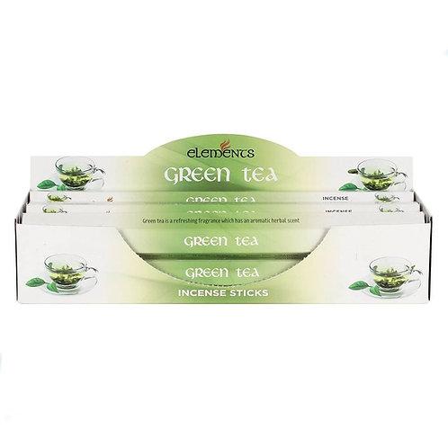 ELEMENTS GREEN TEA INCENSE