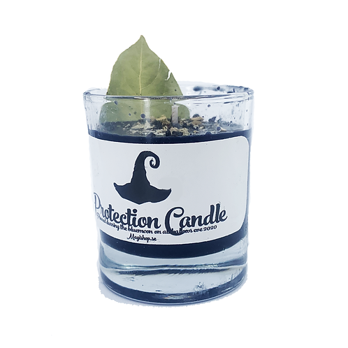 HERBINFUSED VOTIVE CANDLE - PROTECTION