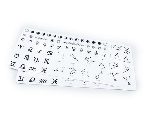 BULLET JOURNAL WITCHES SYMBOL STICKERS