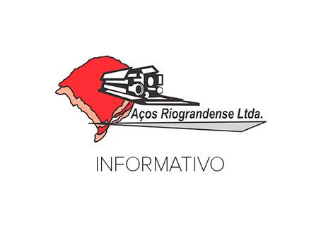 Aços Riograndense está a sua disposição para consulta de fornecimento dos seguintes materiais: