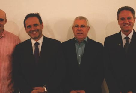 Associação RS Óleo, Gás e Energia apresenta nova diretoria