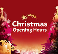 EMBASSY OF REPUBLIC OF YEMEN        CHRISTMAS AND NEW YEAR                    OPENING TIMES
