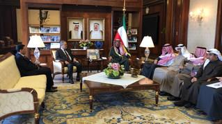 الكويت تجدد التأكيد على موقفها الداعم لأمن اليمن ووحدة وسلامة اراضيه