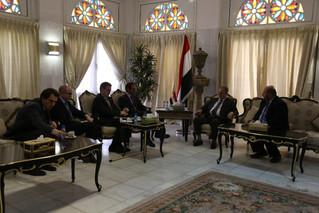 وزير الخارجية: سحب سلاح المليشيا وانهاء الانقلاب هو الخطوة الاولى في السلام