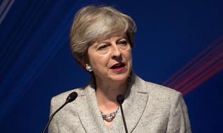 """Theresa May"" recent speech on Yemen"