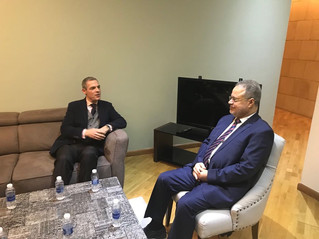 Foreign Minister receives Undersecretary of the French Foreign Ministry