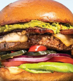 Copper Cow, Best Burgers