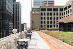 Dayton's Project, Rooftop
