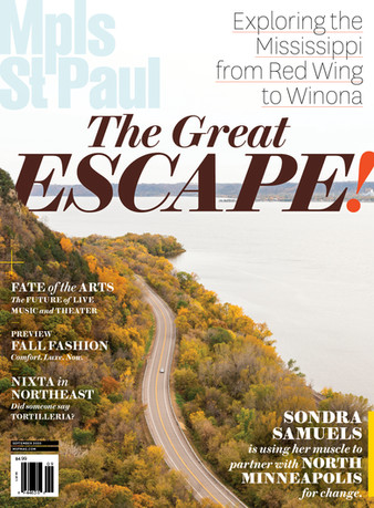Mpls.St.Paul Magazine Sept 2020 Cover+Feature