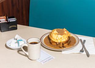 Hot Beef, Mida's Cafe