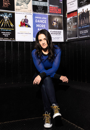 Dayna Frank, CEO of First Avenue