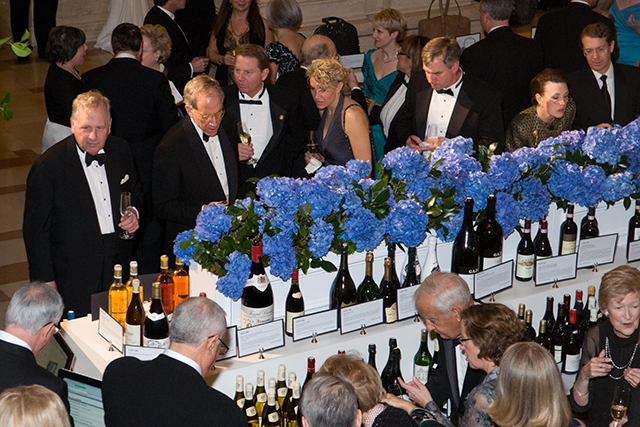The Lyric Opera Wine Auction