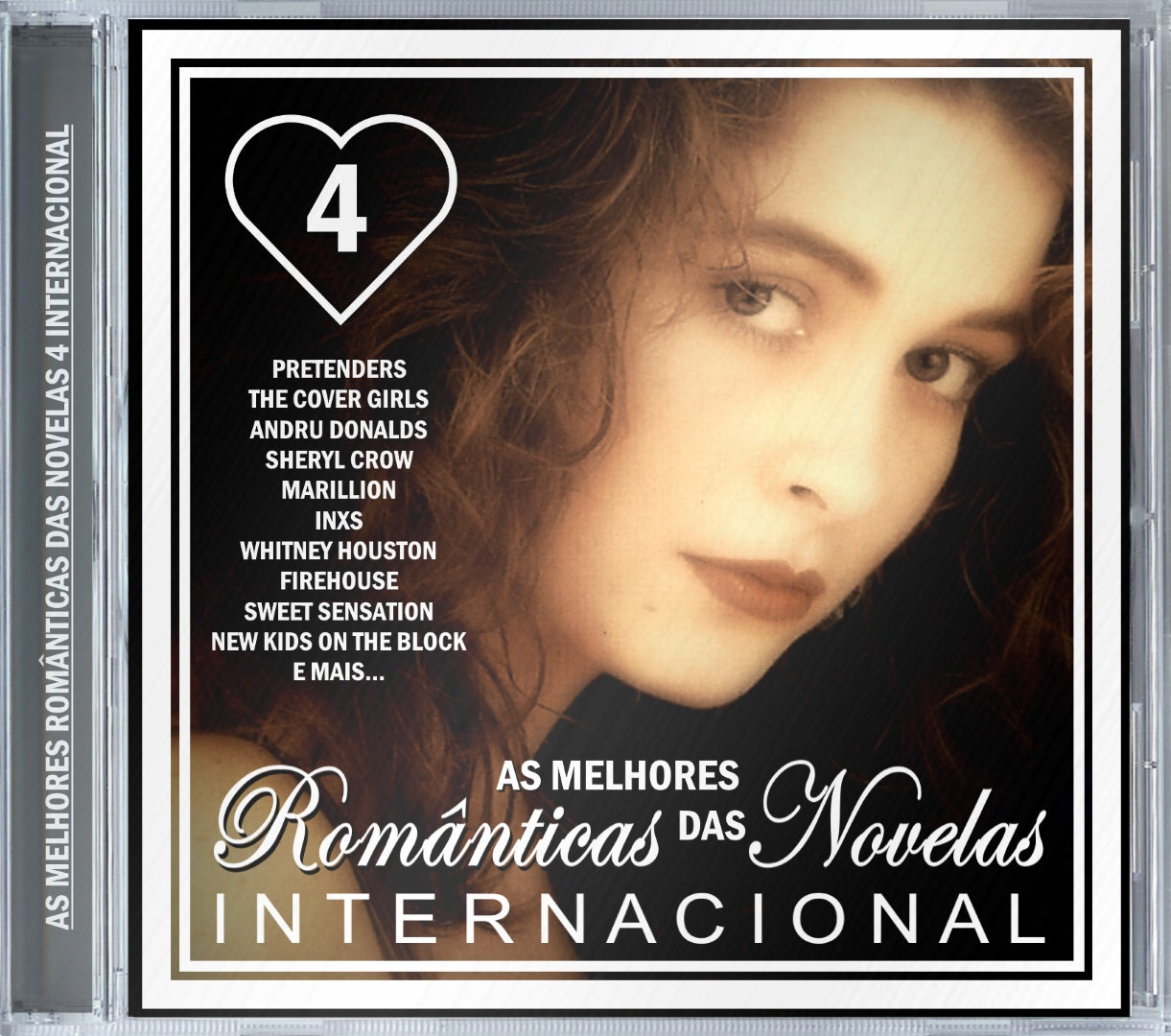 LUA INTERNACIONAL CD NOVELA QUINA PRA BAIXAR DE