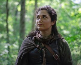Ranger in the Woods