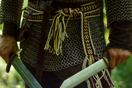 Viking Tablet Weaving