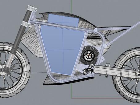 Design of our frame