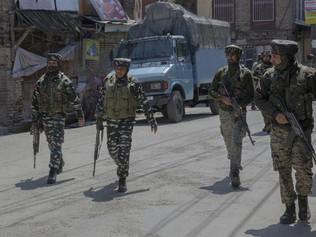 Fresh protests in Kashmir after Indian forces kill nine rebels
