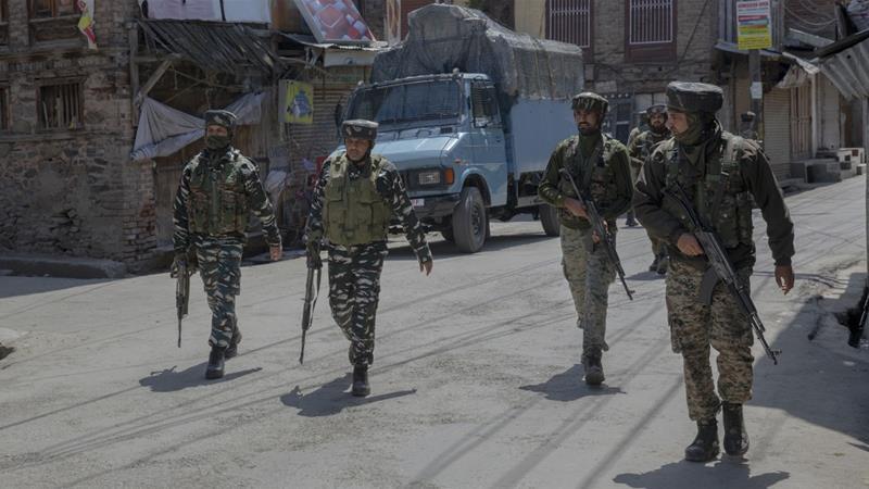 Police said 73 rebels have been killed in the Muslim-majority Kashmir region this year [Dar Yasin/AP]