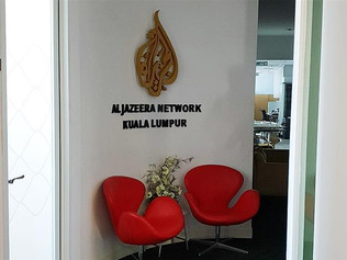 Malaysian police raid Al Jazeera's office, seize computers