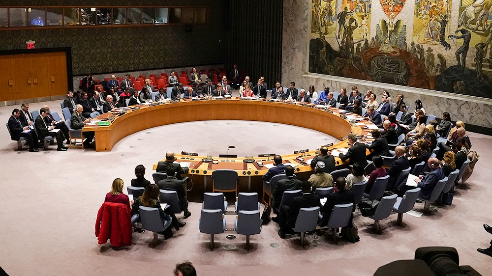 The UNSC held its first closed consultations on Kashmir since 1971 following India's surprise action in August 2019 to change the Himalayan region's status [File: Carlo Allegri/Reuters]