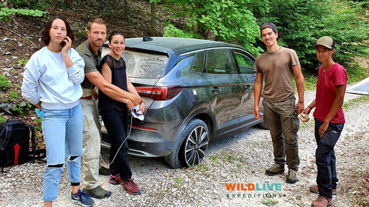 WILDLIVE EXPEDITIONS - Saison 1 Provence