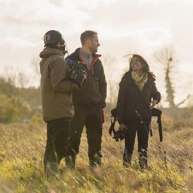 Saison 2 Baie de Somme - Images du tournage : Jérémy, Rémi et Stéphanie