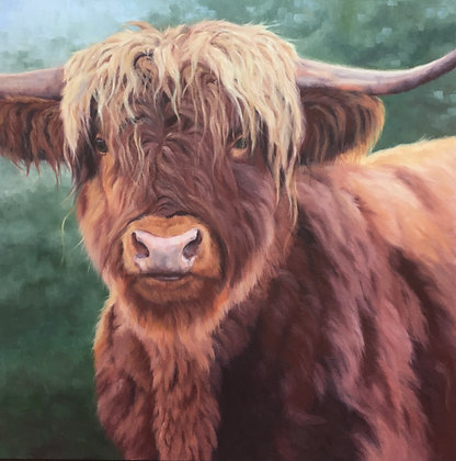 Highland Lass- SOLD