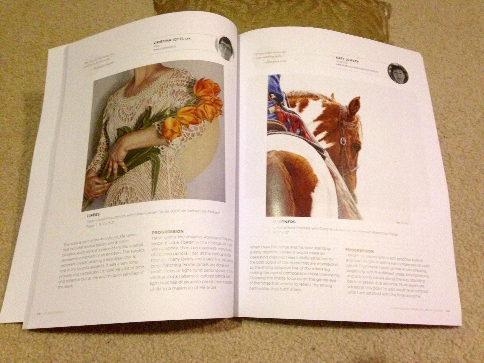 Color Pencil Treasures Vol. 4