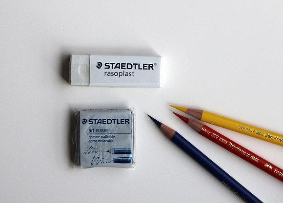 Colour Pencil Pack-3 Primary colours