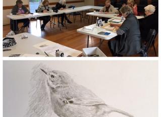 Teaching drawing