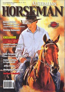 Australian Horseman Magazine
