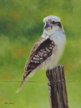 'Early Bird'-SOLD
