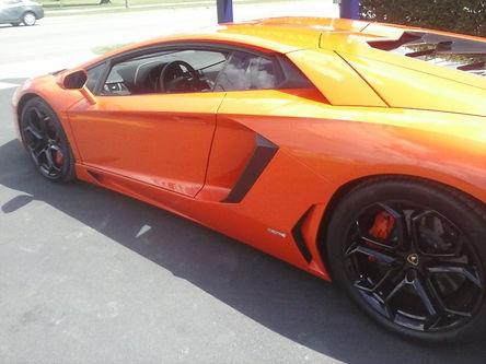 Lamborghini Windshields