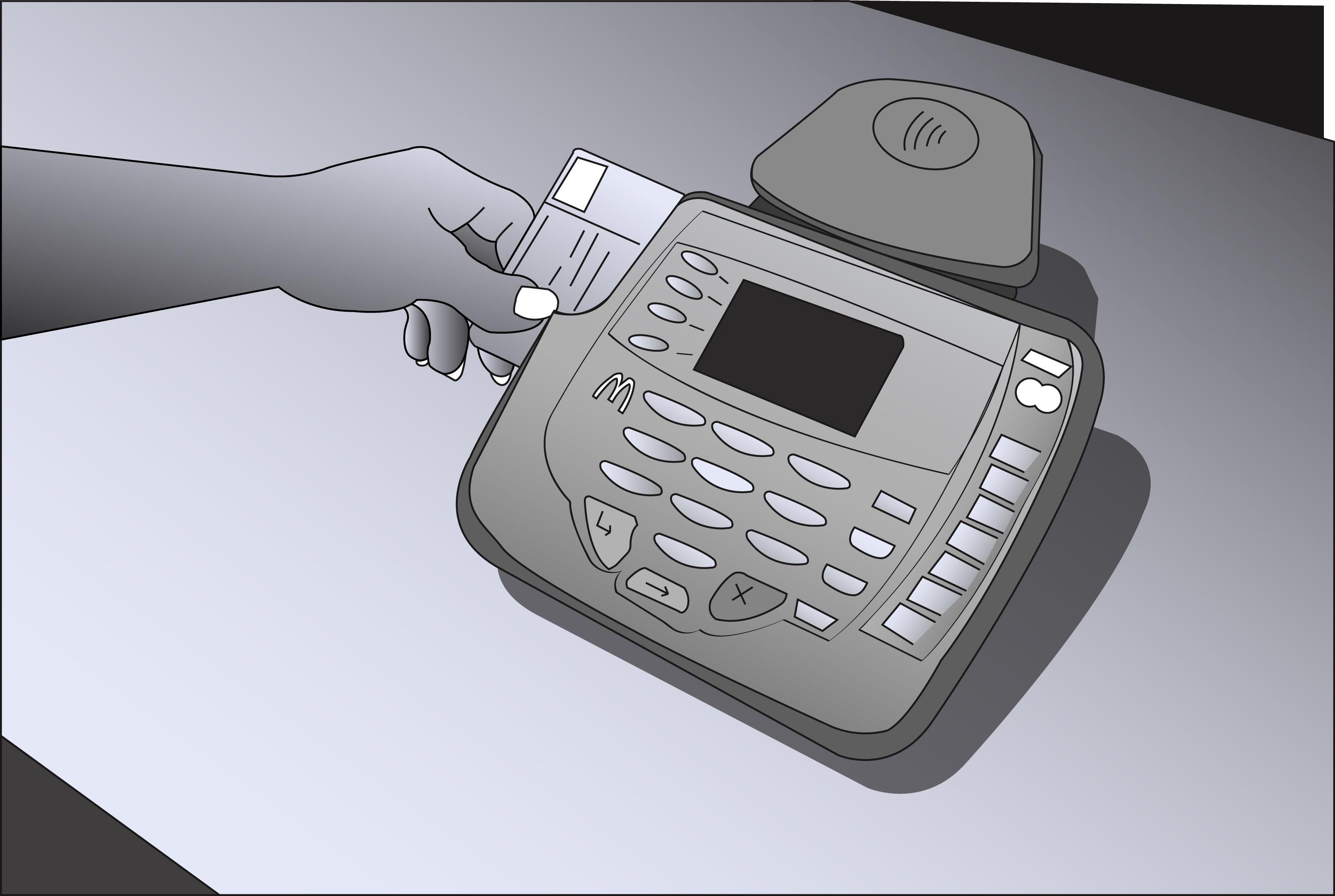 Swipe Card Terminal