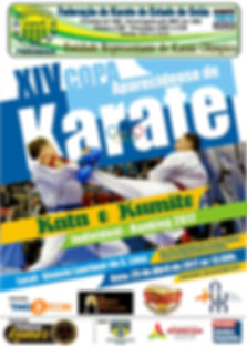 XIV Copa Aparecidense de Karate