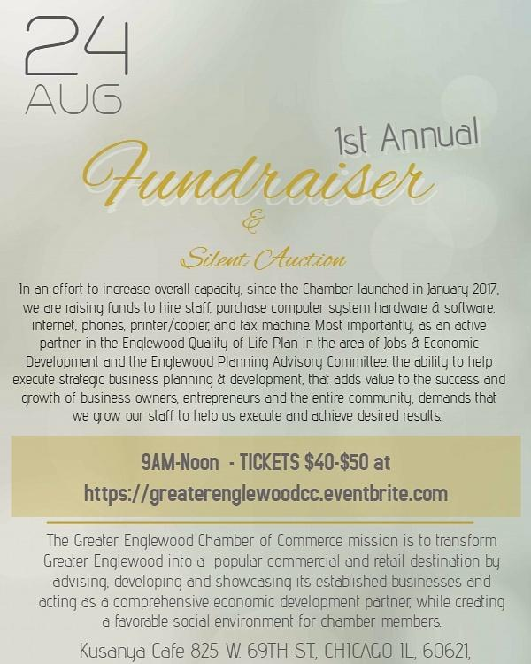 Greater Englewood Fundraiser