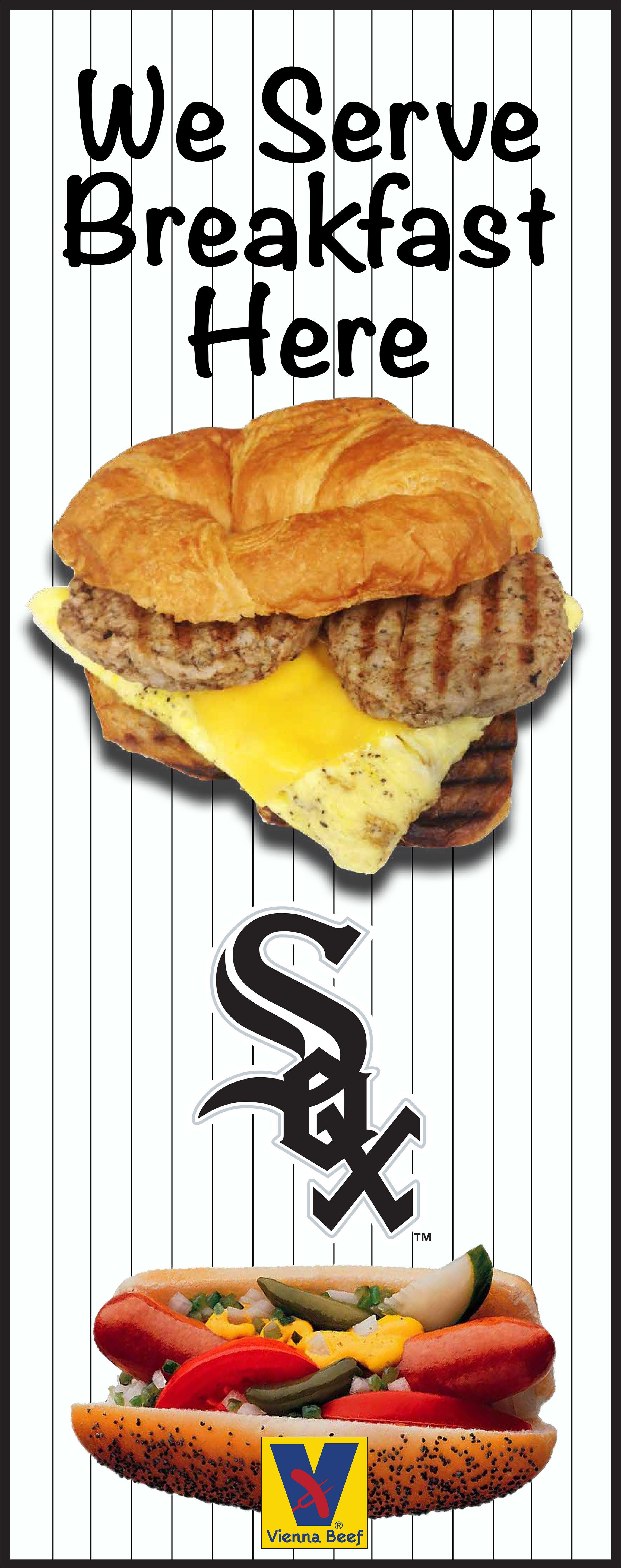 Sox McCormick BreakFast Poster