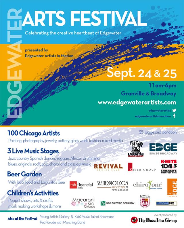 Edgewater Arts Festival
