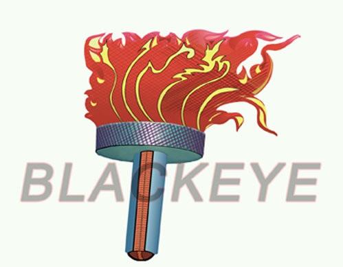 BlackEye logo