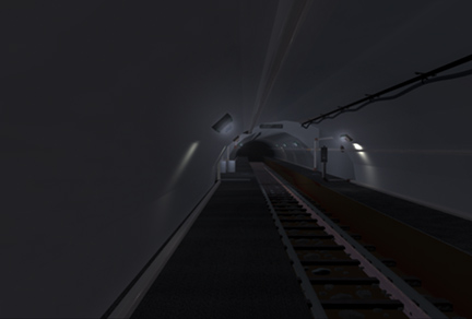 Main Tunnel